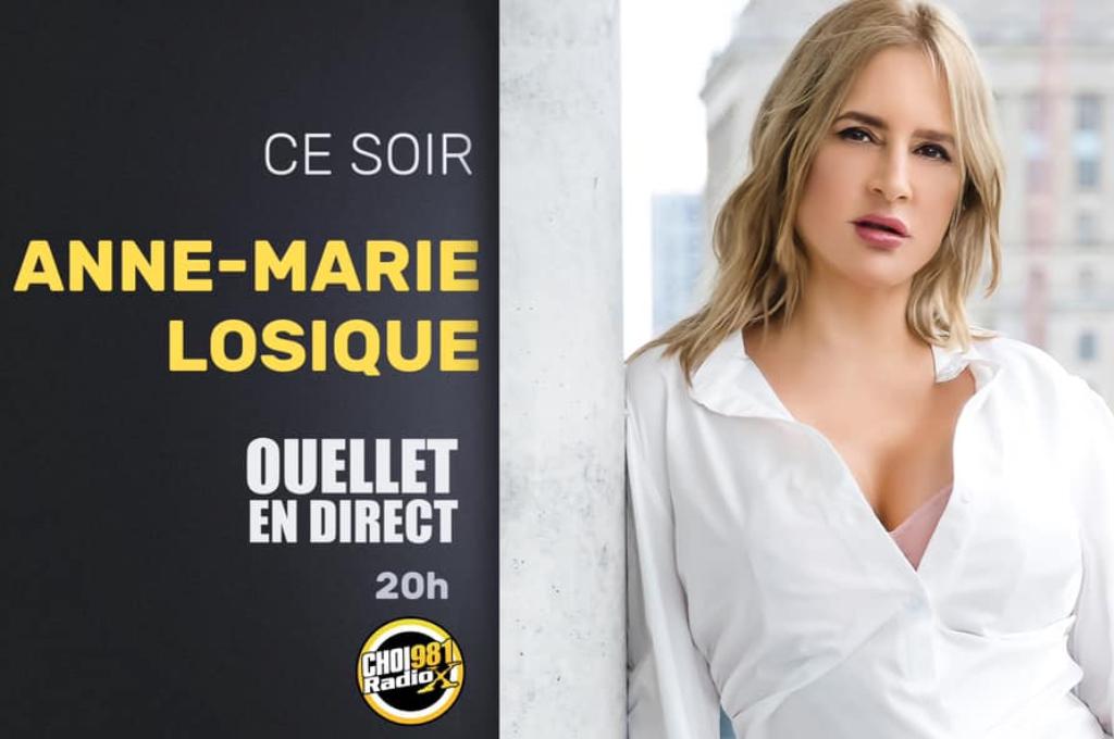 Anne-Marie Losique au-delà de l'image!